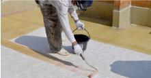 陸屋根や屋上、ベランダ・バルコニーには定期的に防水工事を
