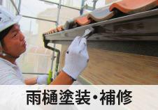 雨樋塗装・補修