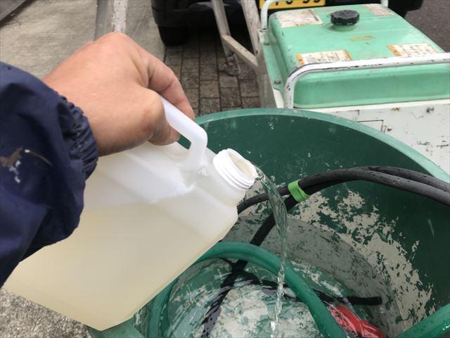 恵那市大井町でバイオ洗浄