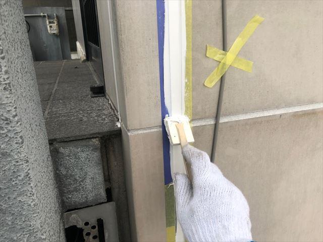 瑞浪市で屋根外壁塗装、目地打ち替え