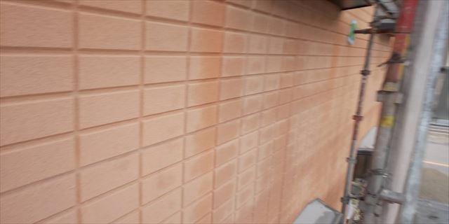 可児市、外壁の洗浄