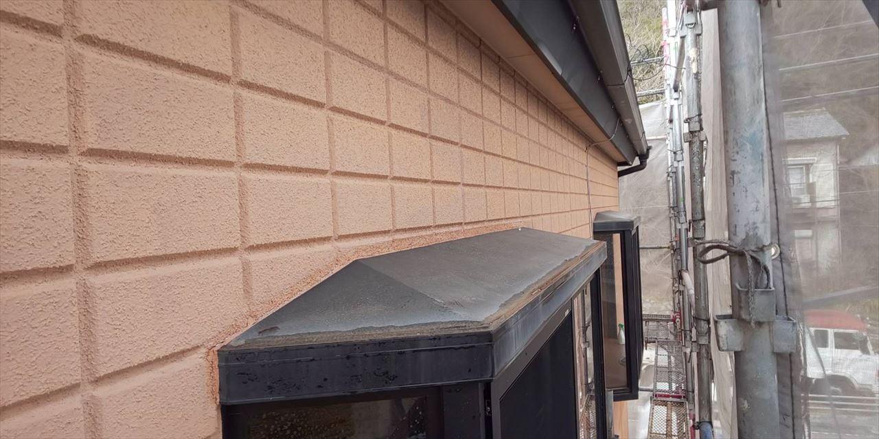 多治見市外壁バイオ洗浄