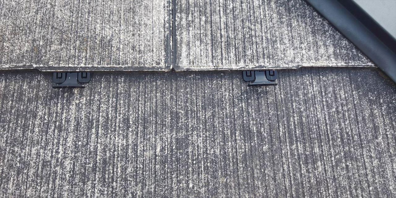 多治見市屋根タスペーサー