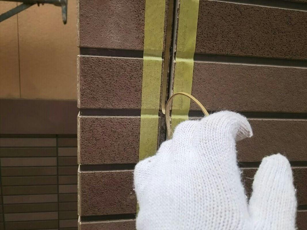 瑞浪 土岐 外壁下処理 コーキング マスキング
