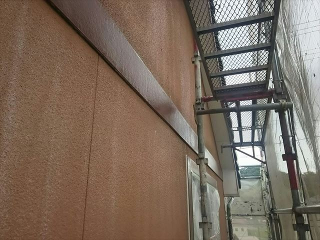 瑞浪市外壁下塗り