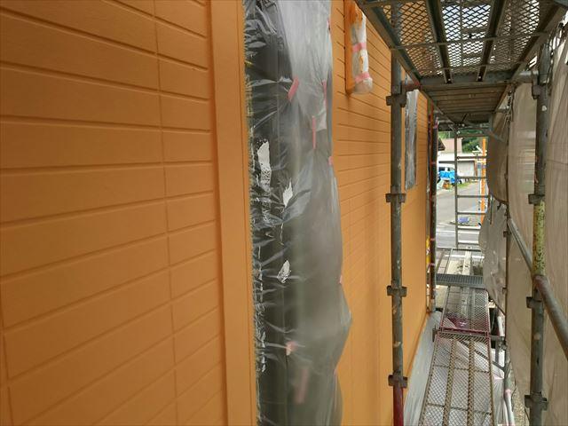 瑞浪市外壁上塗り