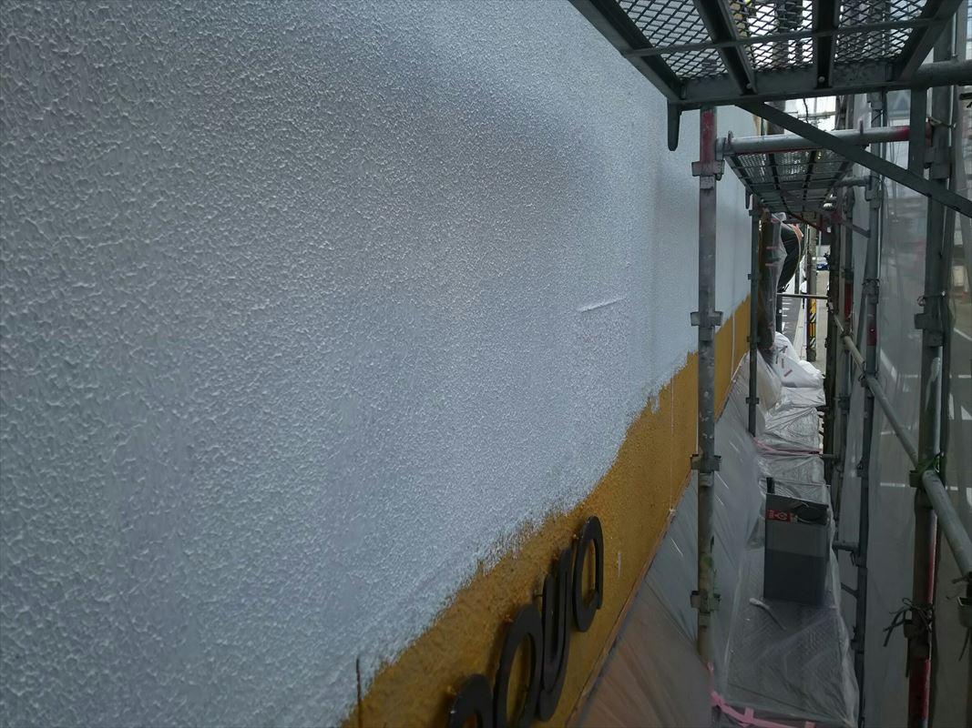 多治見 外壁塗装 マスチック塗装 ガラ付け
