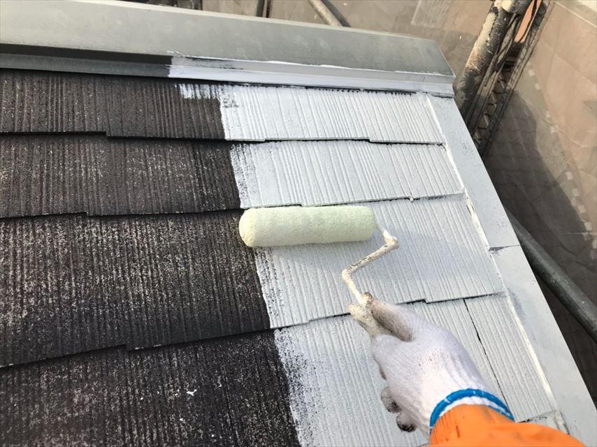 多治見市屋根遮熱