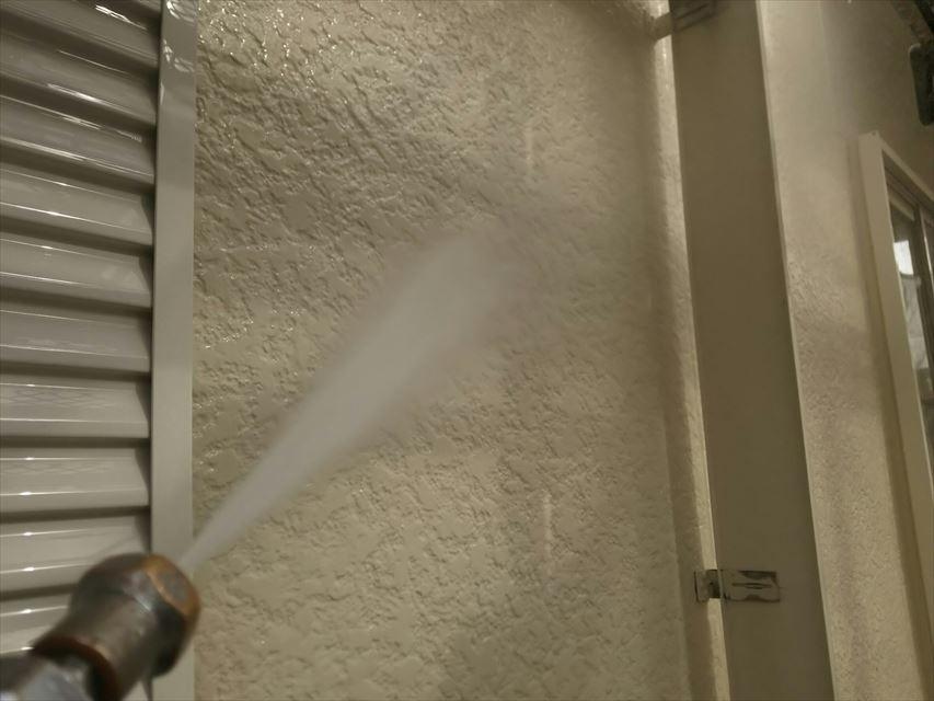 土岐市外壁バイオ洗浄