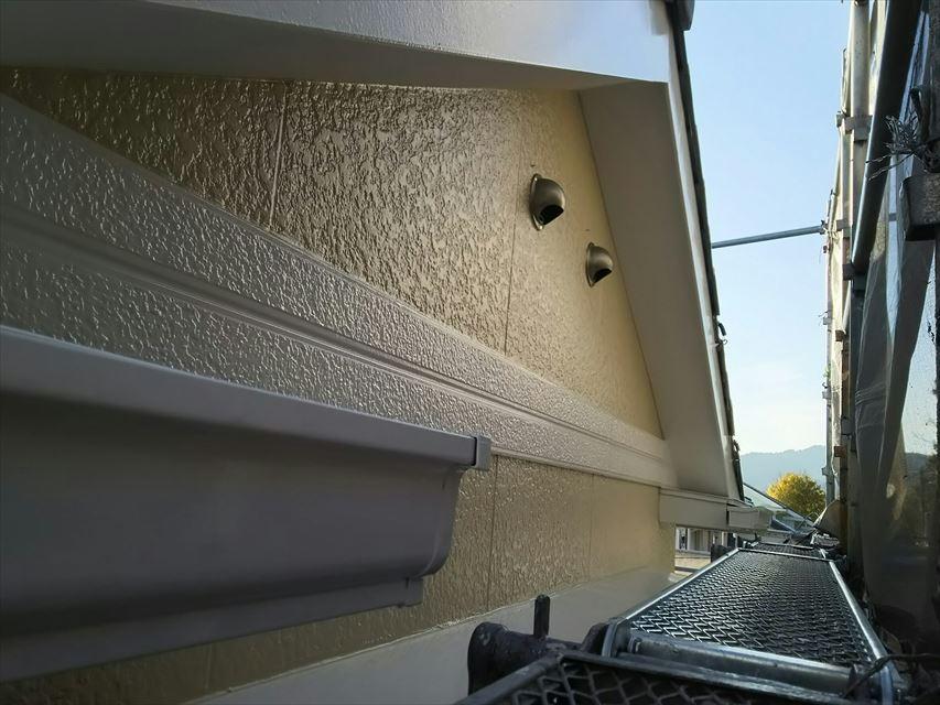 土岐市幕板塗り替え