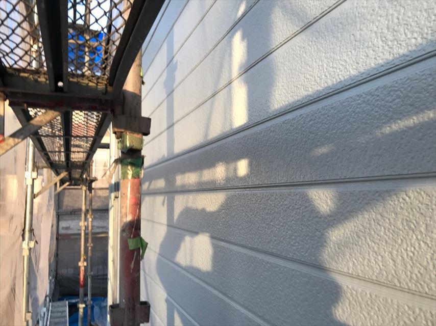 多治見市市之倉町外壁完成