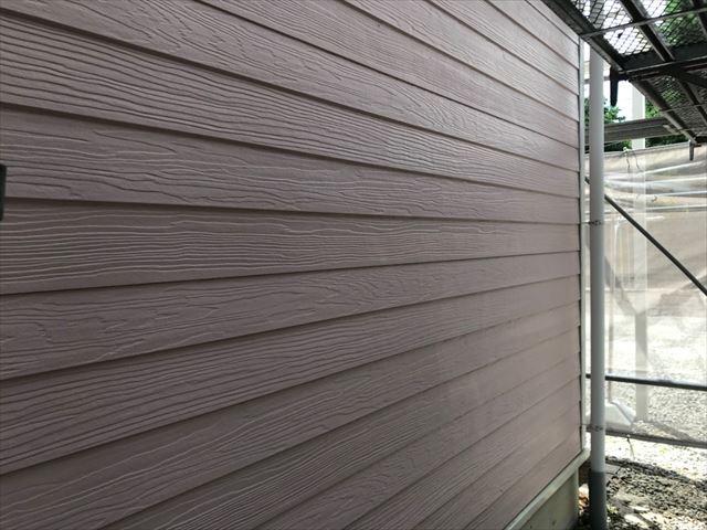 恵那市でガイナで外壁塗装、バイオ洗浄