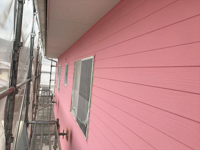 恵那市でガイナで塗装外壁塗装完成