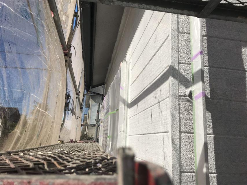 多治見市脇之島町外壁フィーラー