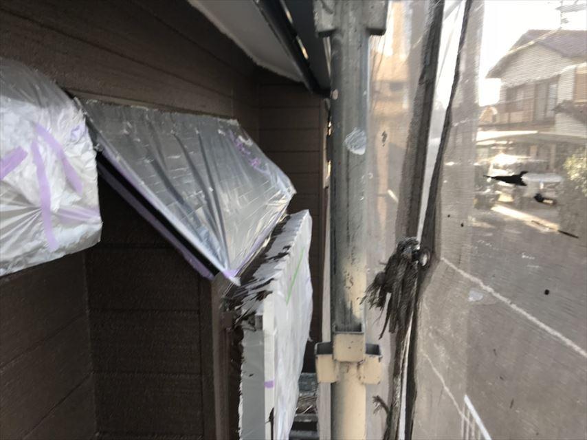 多治見市市之倉町外壁遮熱塗料