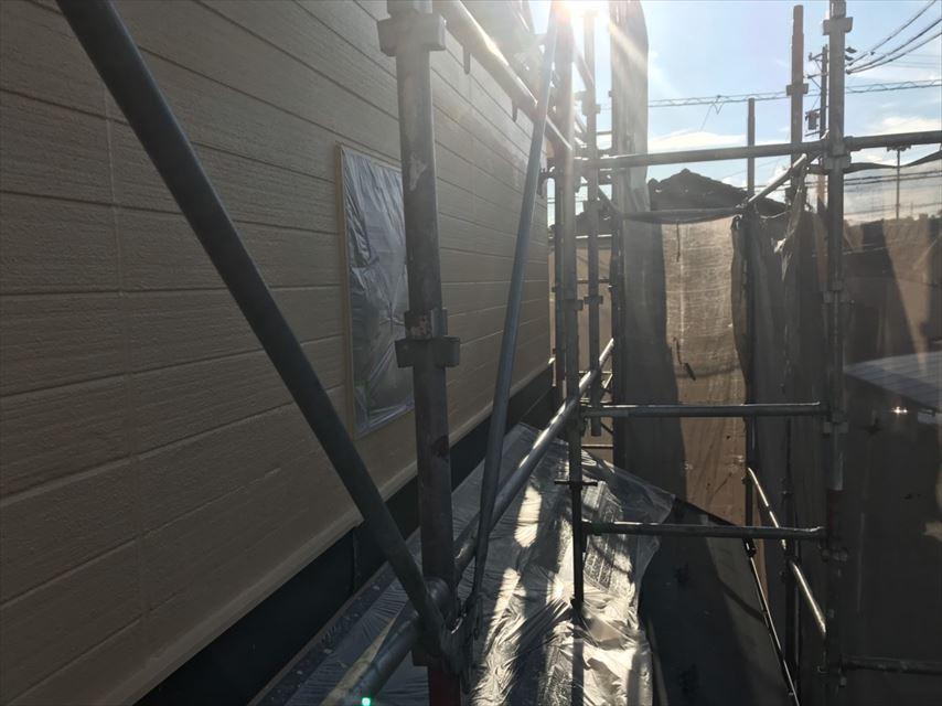 多治見市市之倉町外壁フッ素塗料