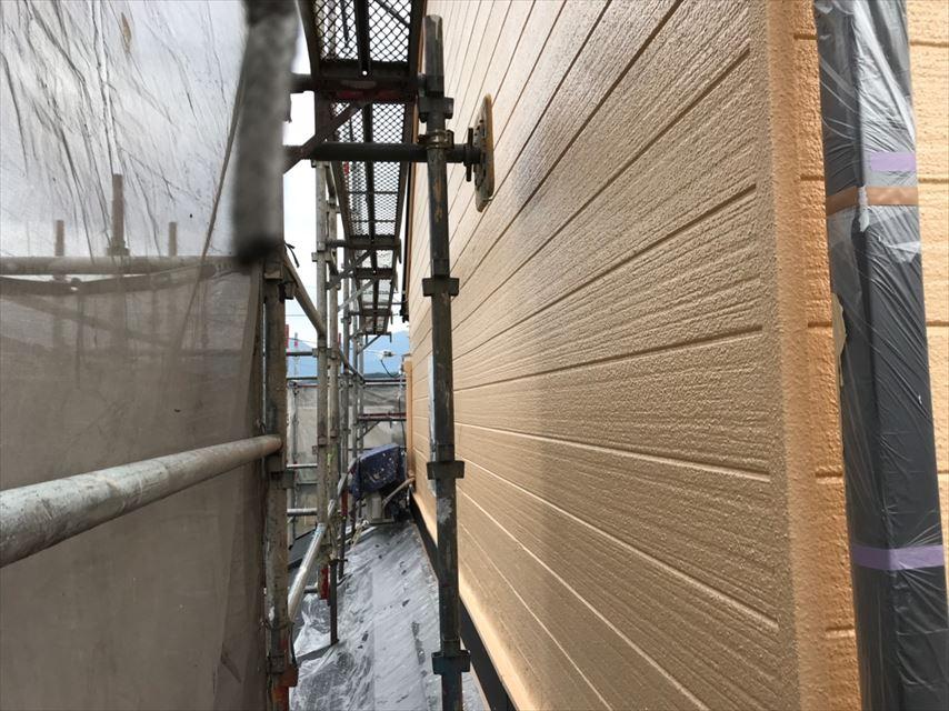 多治見市市之倉町外壁フッ素塗り替え