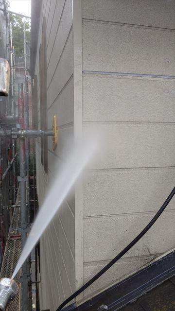 中津川市中津川で屋根外壁バイオ洗浄