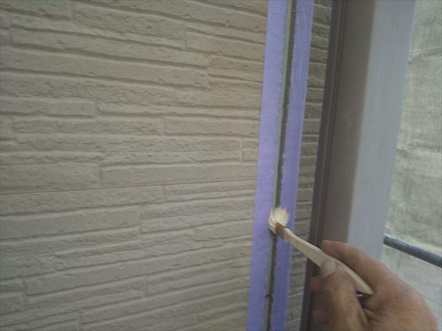 オートンイクシード洗浄のプライマー塗布