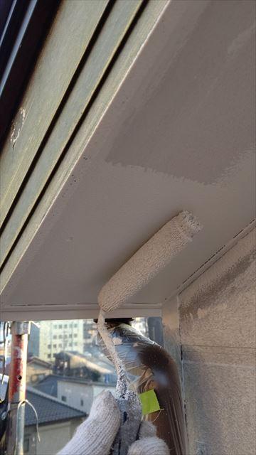 中津川市中津川で屋根外壁塗装軒天塗装