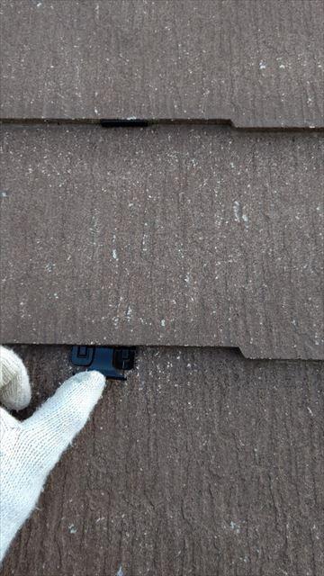 多治見市小名田町で屋根タスペーサー取付