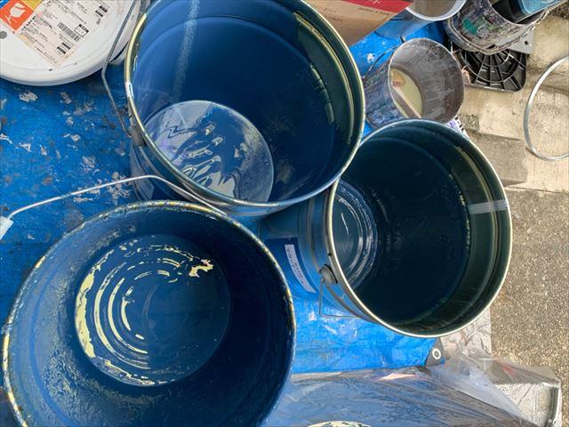 使用後の超低汚染リファインシリコン塗料