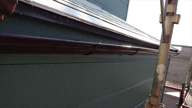 中津川市中津川で屋根外壁雨樋塗装