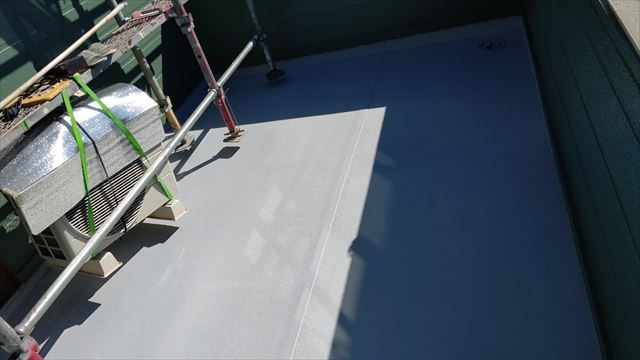 中津川市中津川で屋根外壁雨戸塗装ベランダ防水