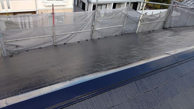 多治見市滝呂町で外壁下塗り完成