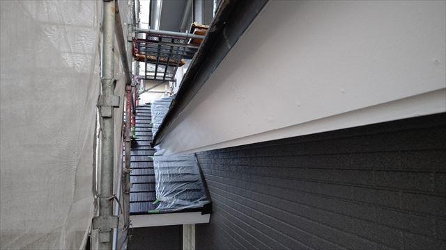多治見市滝呂町で屋根外壁塗装破風塗装