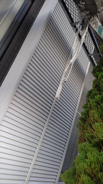 多治見市滝呂町で屋根外壁塗装雨戸塗装