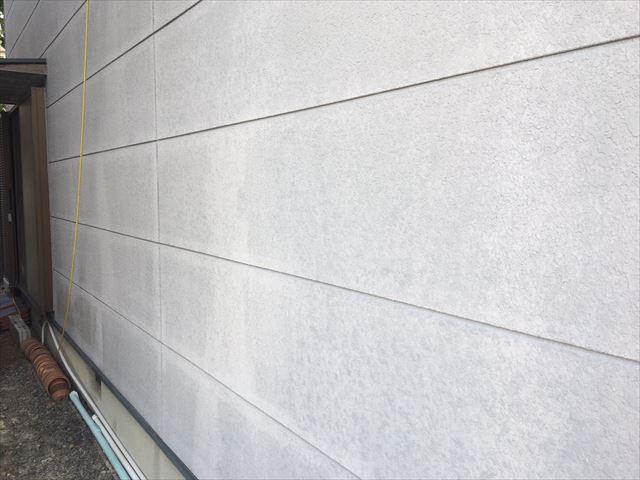 外壁全体の汚れ