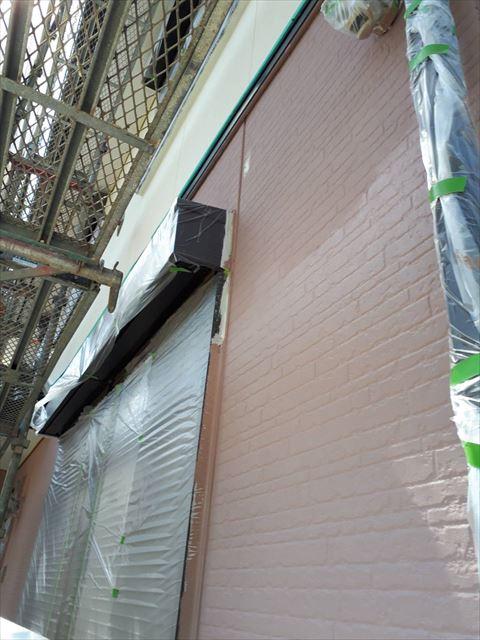 土岐市妻木町外壁遮熱塗料