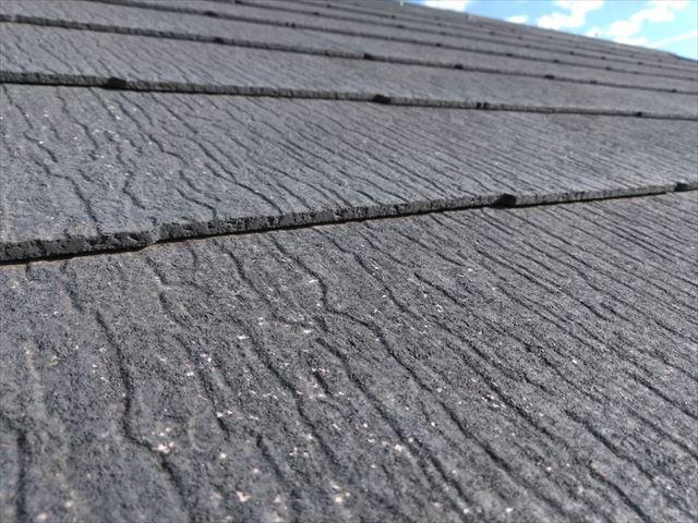 土岐市、既存の屋根です