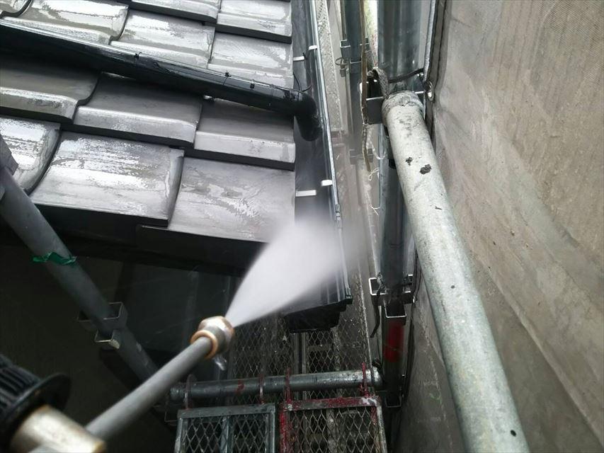 土岐市樋の中バイオ洗浄