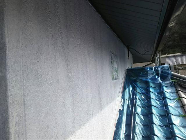土岐外壁塗装 下塗り後
