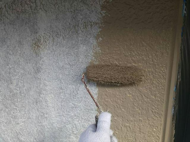 土岐 外壁塗り替え 着色