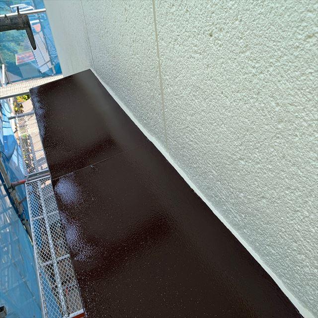 瑞浪市 外壁塗装 小庇塗装