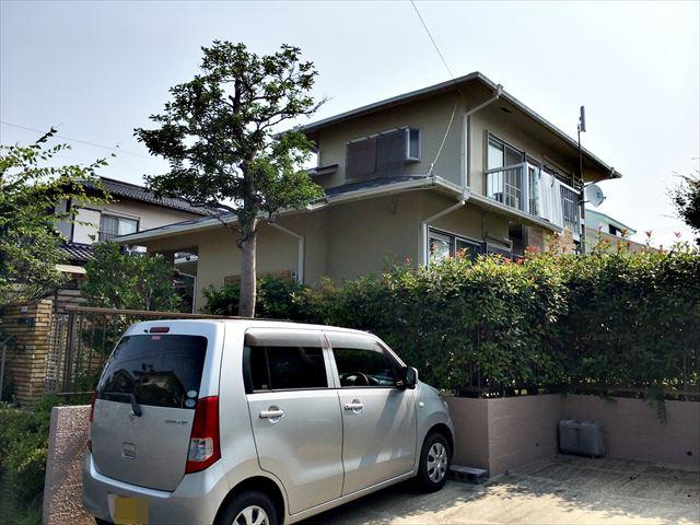 田中邸、施工後の写真