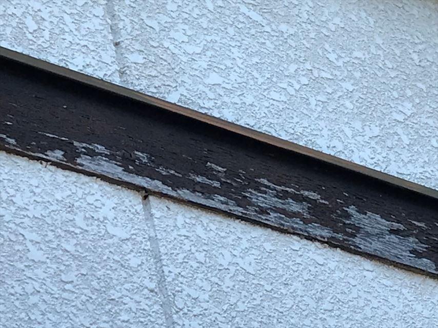 幕板 帯 木部 劣化