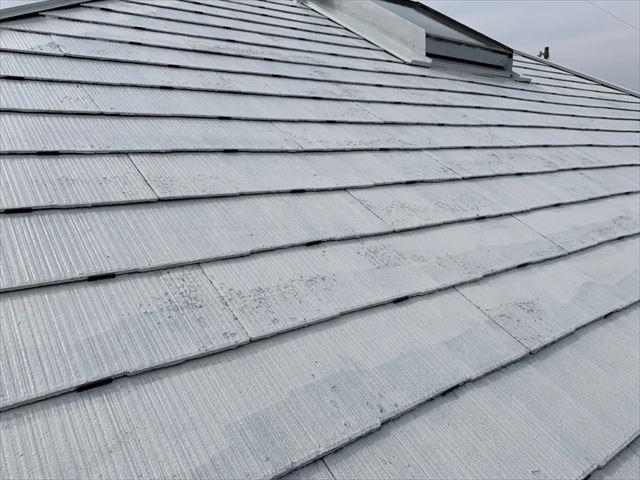 瑞浪市 屋根塗装 タスペーサー取付