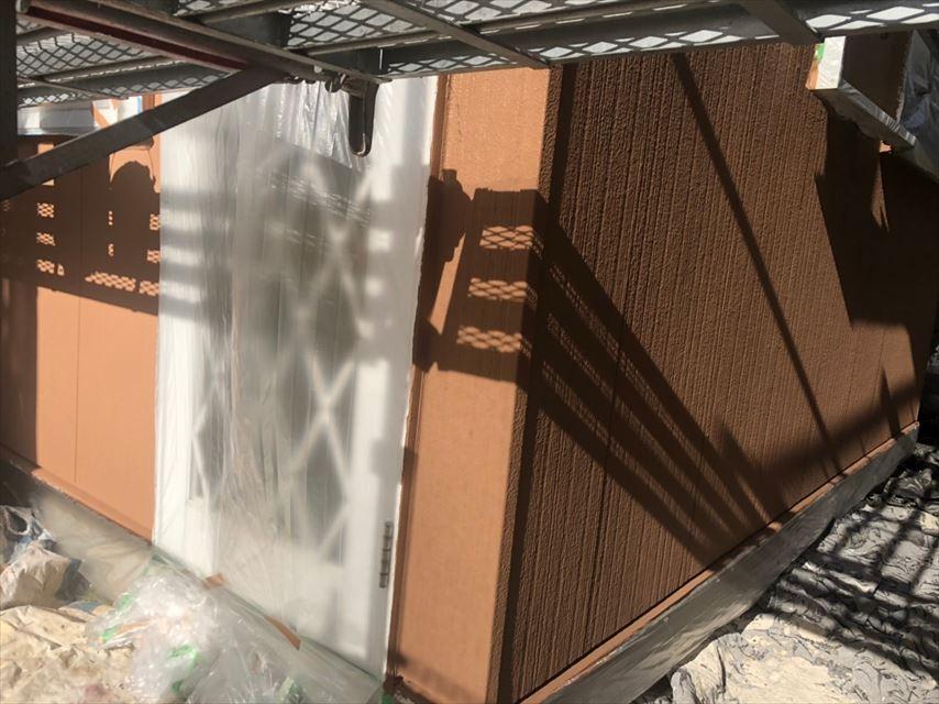多治見市希望ヶ丘外壁ガイナ塗装