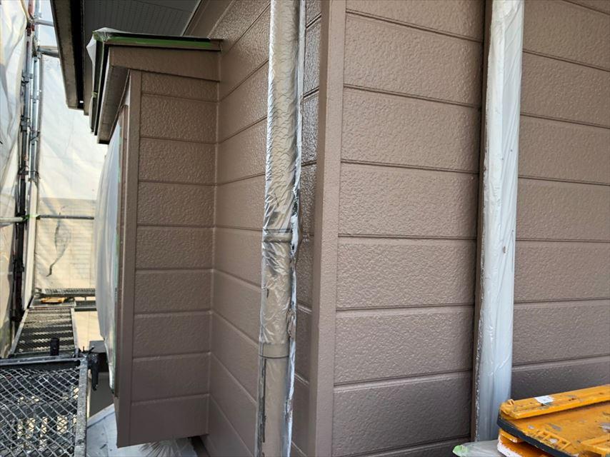 多治見市脇之島町外壁防カビ材