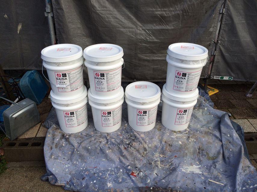 土岐市外壁塗り替えガイナ