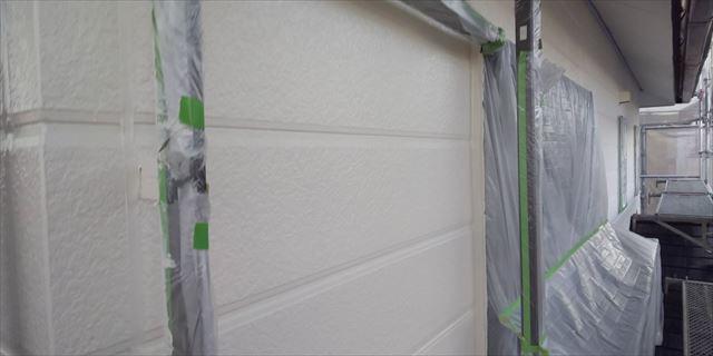 外壁下塗りです