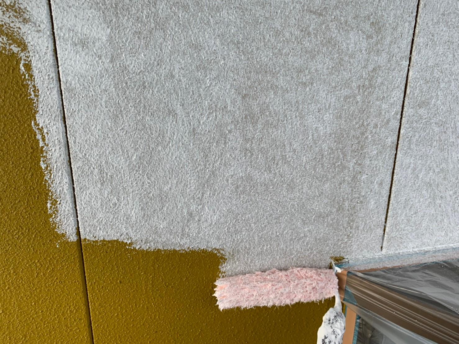 瑞浪市 外壁下塗り塗装 フィラー