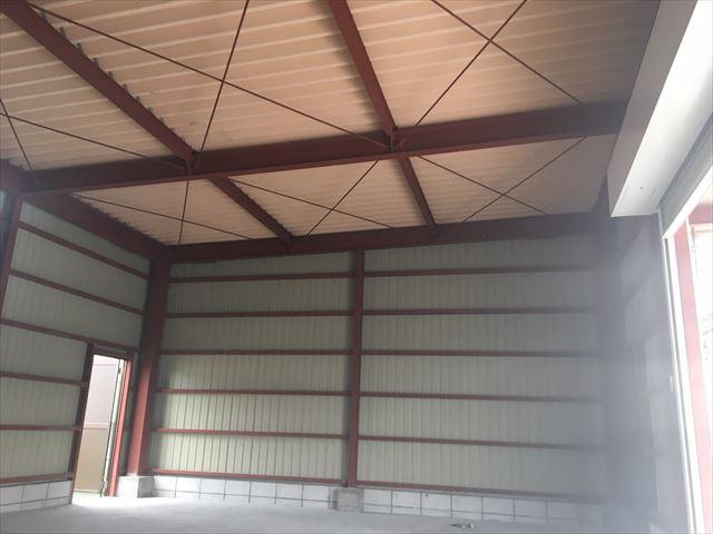 恵那市 恵那営業所 外壁塗装 内装塗り替え