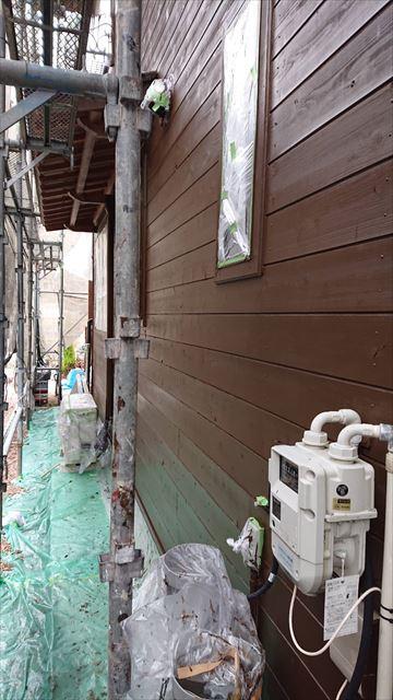 恵那市で外壁塗装