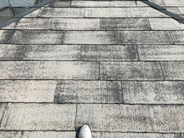恵那市で屋根タスペーサー取付