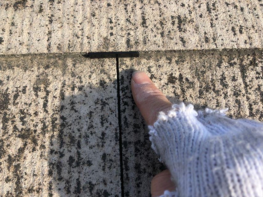 多治見市池田町屋根雨漏り防止